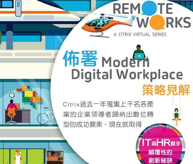 Citrix Remote Works